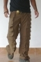 Armadillo Trousers-Olive